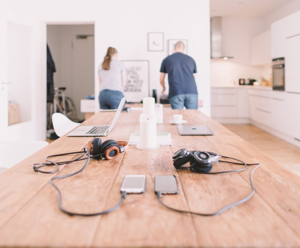 I'm not sure if my marriage will survive working from home with my husband – Domain – March 2020